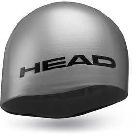 Head Silicone Moulded Gorra, gris